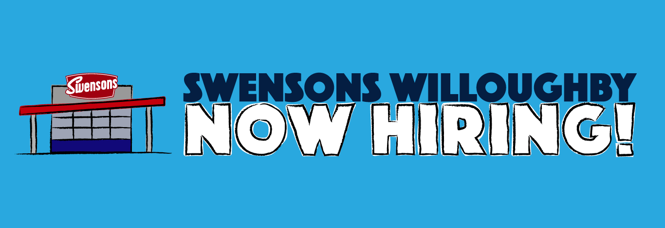 Join the Swensons Drive-In Team! | Work at Swensons